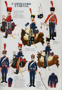 L'artiglieria a cavallo