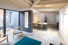 dallas pierce quintero architects / courtyard house, newham