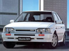 Pictures of Mazda 323 (BF) - Free greatest Mazda 323 (BF) picture gallery for your desktop. HD wallpaper for backgrounds Mazda 323 (BF) car tuning Mazda 323 (BF) and concept car Mazda 323 (BF) wallpapers. Mazda Cars, Jdm Cars, Classic Motors, Classic Cars, Mazda 323, Mazda Familia, Fox Body Mustang, Car Tuning, Japanese Cars