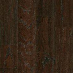 Mohawk Brandy Oak Click Together Engineered #Hardwood Flooring #DIY