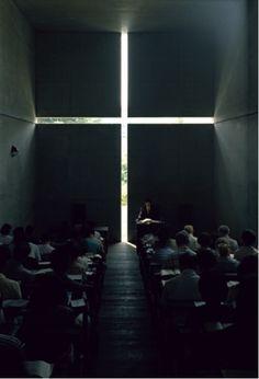 El espacio cósmico de Tadao Ando
