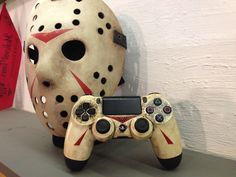 Building the Friday the 13th PlayStation 4 controller