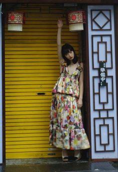 Nana Komatsu by Chikashi Suzuki Sarah Jessica, Jessica Parker, Nana Komatsu Fashion, Debut Photoshoot, Komatsu Nana, Cute Japanese Girl, Japan Fashion, Hottest Models, Ulzzang Girl
