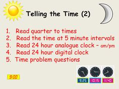 Pack 2 - Telling the Time (24  hrs Analogue & Digital)  - Presentations, Lesson plans, Worksheets