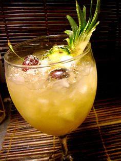 SilverHorn Golf Club of Texas: Chef Jon's Cookbook: The Famous Dorado Punch #drink #cocktail #recipe