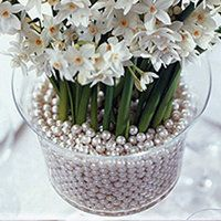 """Pearl Accents - use for table decor, vases and tiny details to make things pop!"""