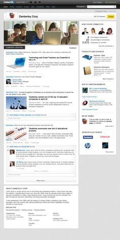 New LinkedIn Company Pages Tailored for Inbound Marketing Success | #LinkedIn #companypages #inboundmarketing