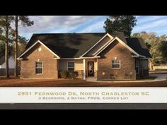 House for Sale :: 2951 Fernwood Drive in North Charleston, SC - YouTube