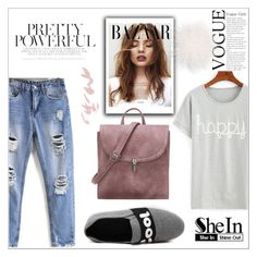 """""""Shein 8"""" by fashion-addict35 ❤ liked on Polyvore"""