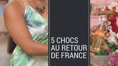 #Voyage : Les 5 chocs au retour de France