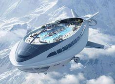luxury liner (airbourne)
