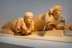 Pediment of the Temple of Zeus,Olympia  Photo by feray umut -- National Geographic Your Shot