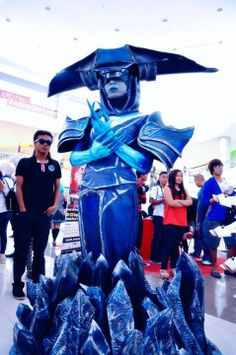 Lissandra Cosplay League of Legends
