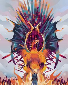Game of Thrones - The Iron Throne A tribute to Daenerys Targaryen by Hazem Asif Dessin Game Of Thrones, Game Of Thrones Artwork, Game Of Thrones Poster, Got Game Of Thrones, Game Of Trone, The Mother Of Dragons, Got Dragons, Picture Frame Art, Iron Throne