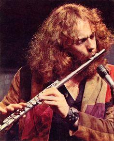 Ian Anderson (of Jethro Tull)