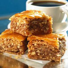 Best of Baklava Recipes Easy Baklava #Recipe