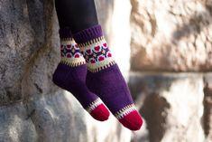 Kuplaneulepipo 7 Veljeksestä – Pariton rasa Leg Warmers, Gloves, Socks, Legs, Winter, Fashion, Breien, Leg Warmers Outfit, Winter Time