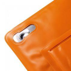 WP-120 Vattentät Väska till 7,7-7,9'' Tablets, Storlek: 21 x 13,8cm - Orange - Fri Frakt
