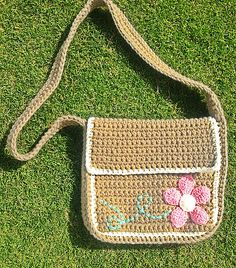 Crochet Shoulder Bag Tutorial 29