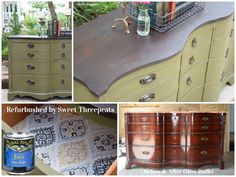 Sweet Threepeats, http://www.sweetthreepeats.com/, used General Finishes Java Gel Stain to give this dresser top a rich deep color with minimal prep!  We'd love to see your projects made with General Finishes products! Tag us with @GeneralFinishes and make sure to let us know which products you used!