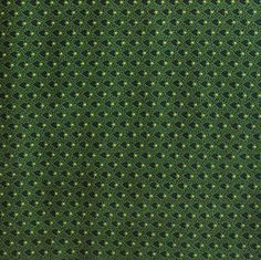 """Vintage print quilting fabric """"Colonies Cheddar and Poison Green 1830-1860"""" By Nancy Gere for Windham fabrics. Pattern #28424 by AmourFabriQues on Etsy"""