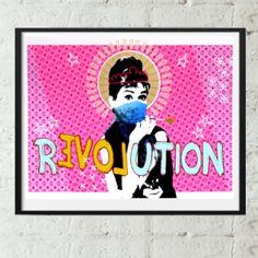 Love Revolution Print