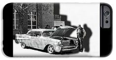Chevy Cars IPhone 6s Case featuring the photograph Shadow Dreams by Jeff Monk