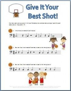 Music Theory Worksheets:The Ultimate Guide - 25 free printables | Ear Training and Improv