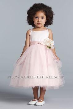 UA_101 - Us Angels Flower Girl Dress- Style 101 - Us Angels - Flower Girl Dress For Less