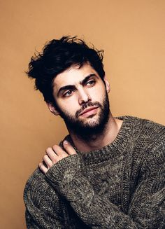 """dylanobrien: """"Matthew Daddario photographed by Taylor Miller. """""""