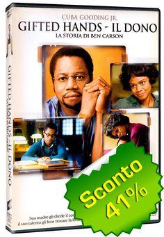 Gifted Hands (Il Dono)è l'ispirata storia di Ben Carson, un ragazzino dei sobborghi di Detroit con una scarsa istruzione e poche motivazioni, che a 33 anni diventa primario di neurochirurgia...