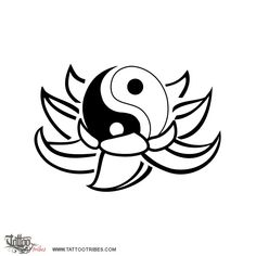 Harmony Balance, perfection Harmony is reached through balance, and brings to perfection. The Ying and Yang symbol represents balance, completing opposites, and the lotus flower symbolizes perfection and overcoming adversities.