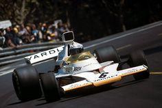 Peter Revson, Yardley McLaren, Montjuic 1973