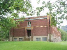 Utah School for the Deaf and Blind Boys' Dormitory in Weber County, Utah.
