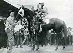Zev | Winner of the 49th Kentucky Derby | 1923 | Jockey: E. Sande | 21-Horse Field | $53,600 prize and a $5,000 gold cup