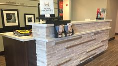 Collection White Birch Honed Hotel lobby Image