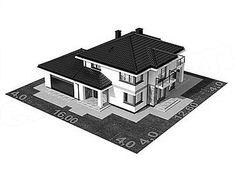 Usytuowanie projektu APS na działce Plans, House Design, Case, Home Decor, Homemade Home Decor, Architecture Illustrations, Decoration Home, Interior Decorating, Design Homes