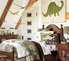 the boys' room!