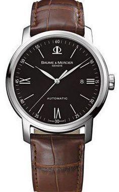 e26633d2c7 Baume et Mercier Watch Classima M0A08590 Watch