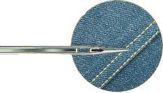 Scuola di cucito: Guida completa per la scelta degli aghi della macchina da cucire Couture, Sewing Hacks, Machine Embroidery, Stitch, Pattern, Handmade, Bags, Accessories, Vintage