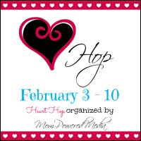 Valentine's Heart Hop Giveaway