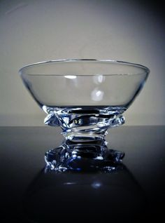 DONALD POLLARD FOR STEUBEN GLASS -USA