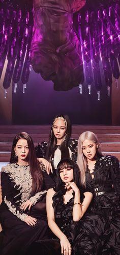 Kpop Girl Groups, Korean Girl Groups, Kpop Girls, Rose Pink Wallpaper, Blackpink Icons, Blackpink Photos, Pictures, Black Pink Kpop, Blackpink Memes