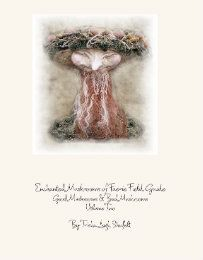 A tongue in cheek field guide for the mushrooms of Faerie