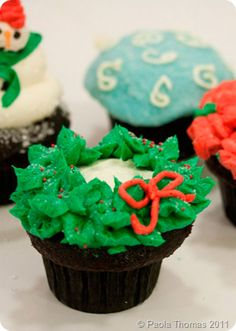 Halls Takes The Cake Cupcakes