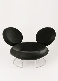 Mickey mouse chair. Want.
