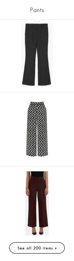 """Pants"" by peeweevaaz ❤ liked on Polyvore featuring outerwear, vests, lapel vest, gilet vest, pocket vest, pants, multi, patterned pants, zig zag pants and print pants"