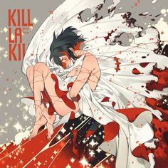 Ship anything in the world and Rule 34 means that there will be something out there for you. Senketsu x Ryuko is a popular Kill la Kill ship and fortunatel
