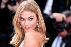 Karlie Kloss #beautylook #Cannes 2015
