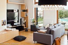 24 pomysły: jak dobrze ustawić kanapę w SALONIE. ZDJĘCIA i inspiracje na salon - aranżacje - -Urzadzamy.pl